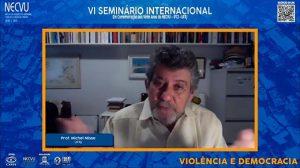 Conferência de abertura – Prof Michel Misse | VI Seminário Internacional | Dia 01