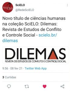 Read more about the article Dilemas no SciELO!!