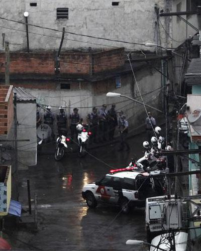 [Artigo] A expansão das milícias no Rio de Janeiro