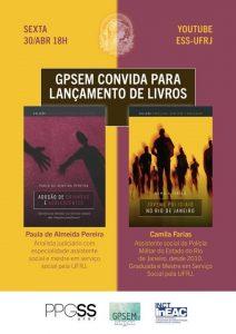 Read more about the article [Evento] GPSEM convida para lançamento de livros