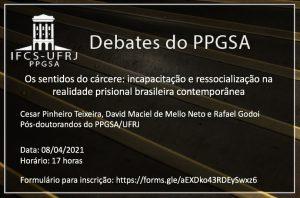 Read more about the article [Debate] Os sentidos do cárcere: incapacitação e ressocialização na realidade prisional brasileira contemporânea